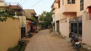 Mon quartier : Doranda à Ranchi (Inde)