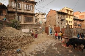 Népal, Katmandou : une ville, une culture encore différente !