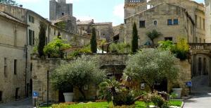 St Hippolyte du Fort (Gard), le village