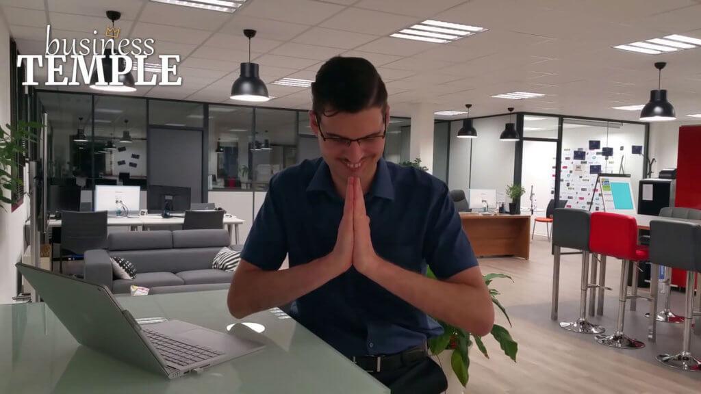 Business Temple, l'espace pour que tu réussisse ton entreprise !