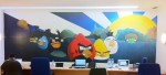 Des bureaux où il fait bon travailler - Open space - Angrybirds