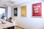 Des bureaux où il fait bon travailler - Open space - posters motivants