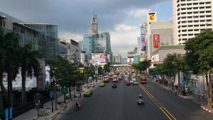 Entrepreneur individuel nomade à Bangkok et Inde - Ma visite à Bangkok