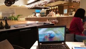 Kuppadeli - Un espace que j'aime bien à Bangkok (Digital Gateway, en face de Siam Center)