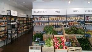Epicerie fine, La bonne épicerie à Marseille, boulevard Notre Dame (à côté de Monoprix)