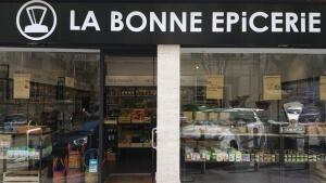 La bonne épicerie à Marseille, boulevard Notre Dame (à côté de Monoprix)